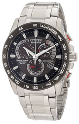 Citizen Men's Eco-Drive Chronograph A-T Watch for $250 + free shipping
