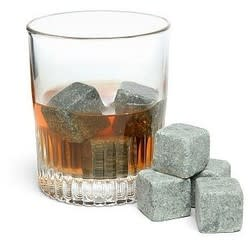 9-Piece Whiskey Stone Set for $6 + free shipping