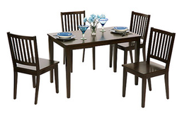 Shaker 5-Piece Dining Set for $209 + free shipping