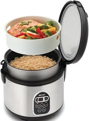 Aroma 20-Cup Digital Rice Cooker and Food Steamer $29 + pickup at Target