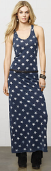 Denim & Supply Ralph Lauren Women's Print Tank Dress for $25 + $5 s&h
