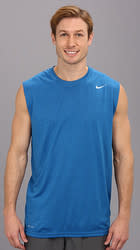 Nike Men's Dri-Fit Legend Sleeveless Training Shirt for $15 + free shipping