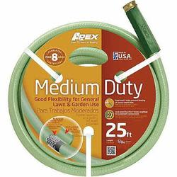"Apex 5/8"" 25-Foot Medium-Duty Garden Hose for $7 + pickup at Sears"