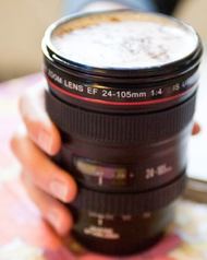 EF 24-105mm Lens Coffee Mug for $7 + free shipping