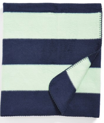Kennebunk Home Kennebunk Rugby Stripe Throw for $29 + free shipping