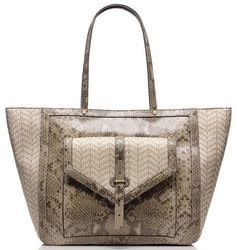 Tory Burch Women's 797 Open Tote for $338 + free shipping