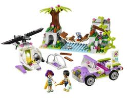 LEGO Friends Jungle Bridge Rescue (365 pcs.) for $25 + pickup at Walmart