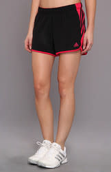 adidas Women's Ultimate Woven Shorts for $12 + free shipping