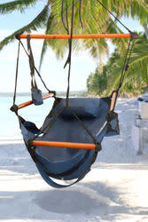 Hammock Air Deluxe Hanging Chair for $25 + free shipping (updated)