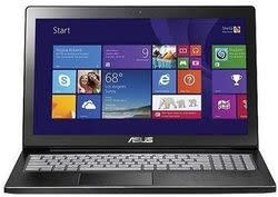 "Refurb ASUS Haswell i5 Dual 16"" 1080p Touch Laptop for $490 + free shipping"