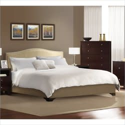 Lifestyle Solutions Magnolia Platform Queen Bed for $537 + free shipping