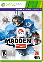 Madden NFL 25 for Xbox 360 for $18 + pickup at Walmart