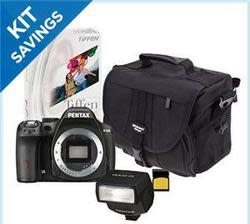 Pentax K-50 16MP Weatherproof Camera Bundles from $397 + free shipping
