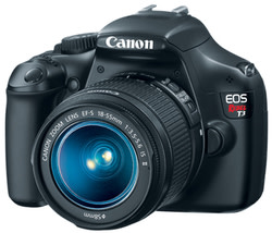 Canon: !!Up to 25% off!! refurbished DSLR cameras, from $252 + free shipping