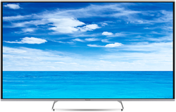 "Panasonic 60"" 120HZ 1080P 3D WiFi LCD HDTV for $1,200 + free shipping"