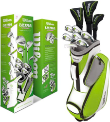 Wilson Women's Right Handed Golf Club Set w/Bag for $130 + free shipping