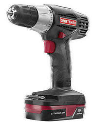 "Craftsman C3 19.2V Lithium-Ion 3/8"" Drill/Driver Kit for $60 + free shipping"