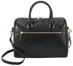 Barneys New York Leather Mini Duffel for $155 + free shipping