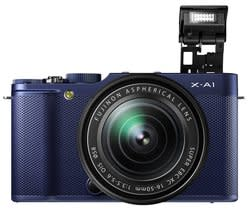 Fujifilm X-A1 Camera w/ 16-50mm & 50-230mm lenses for $499 + free shipping