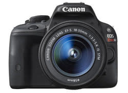Refurb Canon EOS Rebel SL1 DSLR, 18-55mm Lens for $395 + free shipping