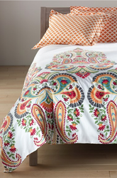 Levtex Brisa Queen Duvet Cover for $59 + free shipping, more