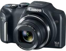 Canon PowerShot IS 16MP Camera w/ $61 Sears Credit for $149 + free shipping