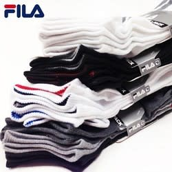 FILA Men's or Women's No Show Socks 12-Pack for $13 + free shipping