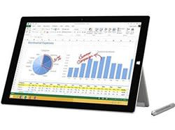 "Microsoft Surface Pro 3 64GB 12"" Tablet for $649 + free shipping w/ .edu email"