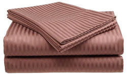 4-Piece 300-TC Cotton Sateen Sheet Set (Full to King) for $20 + free shipping