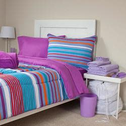 Lavish Home 22-Piece Twin College Dorm Set for $81 + free shipping, more