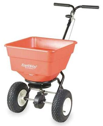 Earthway 2170 Commercial 100-Pound Push Spreader for $118 + free shipping