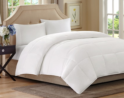 Premier Comfort Benton Down-Alternative Twin Comforter for $54 + $6 s&h