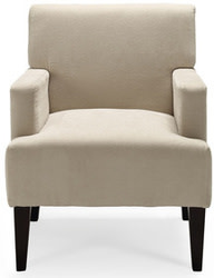 Tux Solid Accent Chair for $162 + free shipping