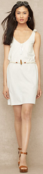 Ralph Lauren Blue Label Women's Nautical Jersey Dress for $79 + $5 s&h