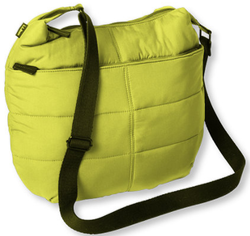 L.L.Bean Quilted Shoulder Bag for $20 + free shipping
