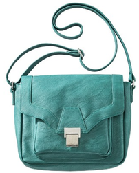 Xhilaration Crossbody Handbag for $9 + $5 s&h
