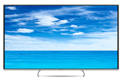 "Panasonic 50"" 1080p 3D LED LCD HDTV w/ 3D Glasses for $635 + free shipping"