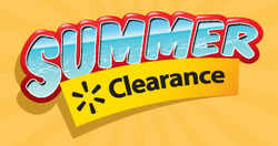 Walmart Summer Clearance Event: Up to 95% off, from $1 + $5 s&h