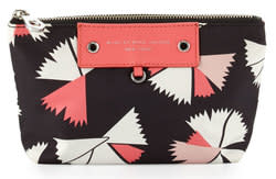 Marc Jacobs Preppy Pinwheel Nylon Cosmetics Bag for $47 + free shipping