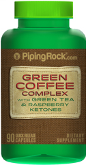 Green Coffee Complex w/ Raspberry Ketones 90-Count for $6 + free shipping