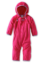 The North Face Infants' Buttery Fleece Bunting for $30 + free shipping