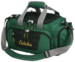 Cabela's Catch-All Gear Bag for $11 + pickup at Cabela's