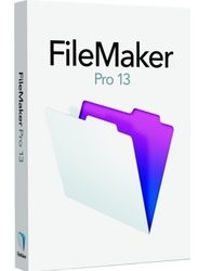 FileMaker Pro 13 for PC and Mac for $279 + free shipping