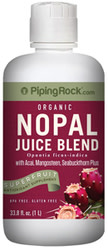 Nopal Organic Certified Cactus Juice for $11 + free shipping