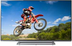 "Toshiba 50"" 120Hz 1080p WiFi LED HDTV for $560 + free shipping"
