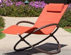 RST Outdoor Orbital Patio Lounger for $85 + $15 s&h
