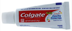 Colgate Cavity Protection Kids' Travel Toothpaste 24pk for $9 + free shipping