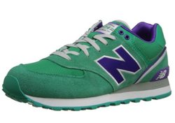 New Balance Men's Stadium Jacket Fashion Sneakers for $41 + free shipping