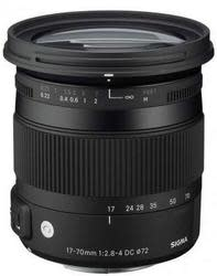 Refurbished Sigma 17-70mm f/2.8-4 Lens for $379 + free shipping, more