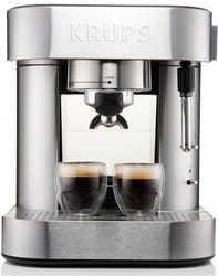 Krups Pump Espresso Machine for $100 + pickup at Fry's (updated)